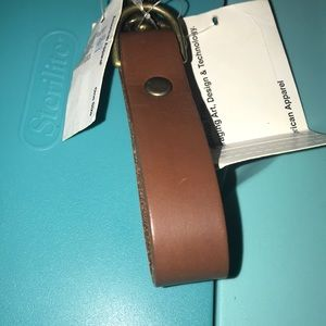 American Apparel Accessories - NWT by American Apparel in brown leather
